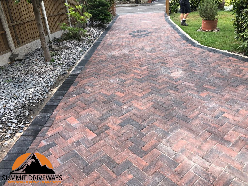 Laying Block Paving in Bedworth