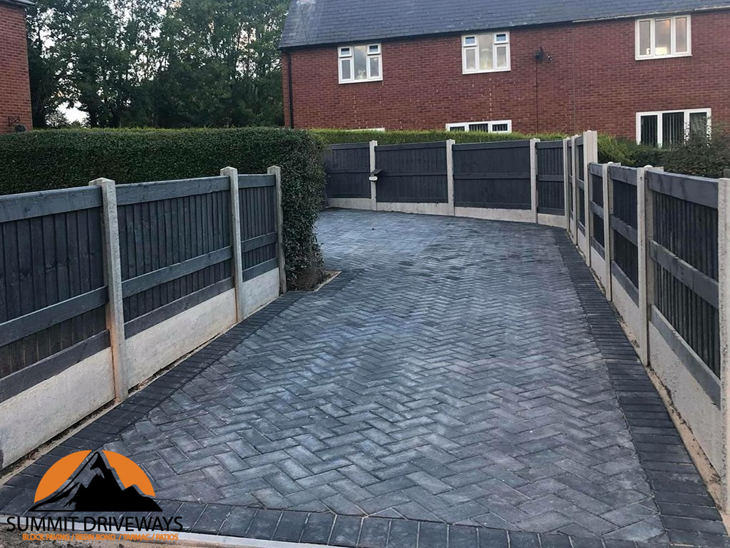 Block Paving in Rugby