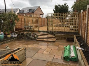 Patios in Bedworth