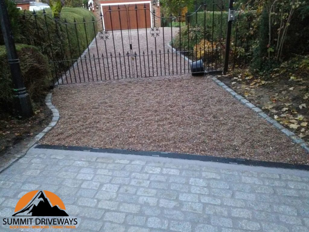Gravel Driveways in Bedworth