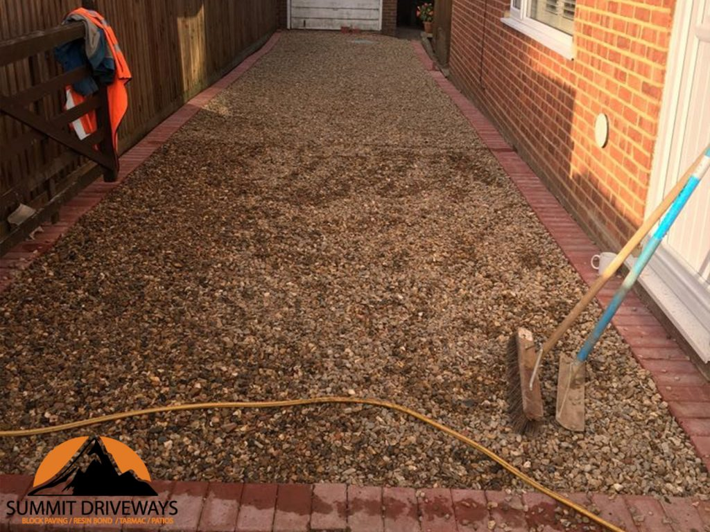 Gravel Driveways in Nuneaton