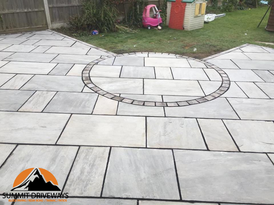 Patio Paving Experts