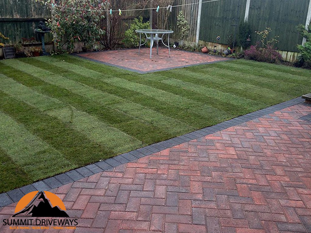 Block Paving Your Patio