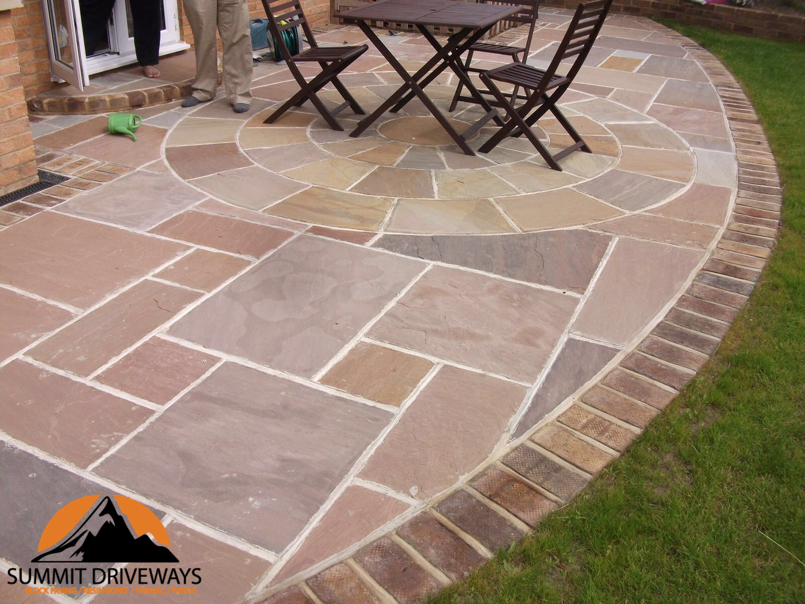 Indian Sandstone Patios
