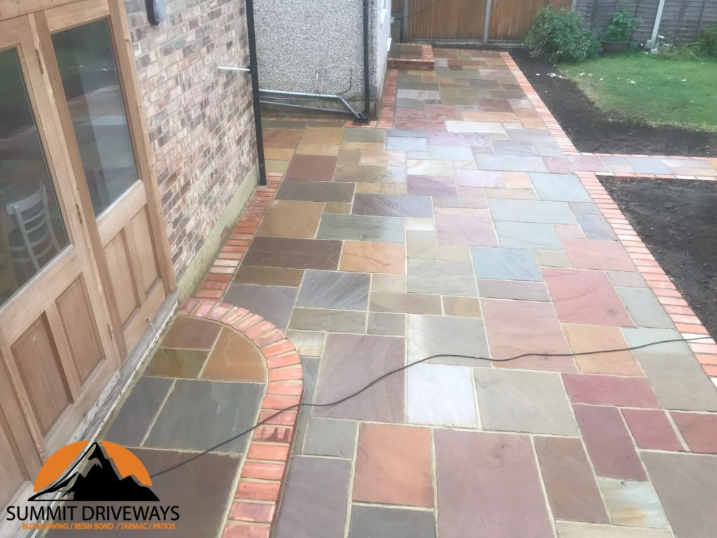 Patio Contractors for Hinckley