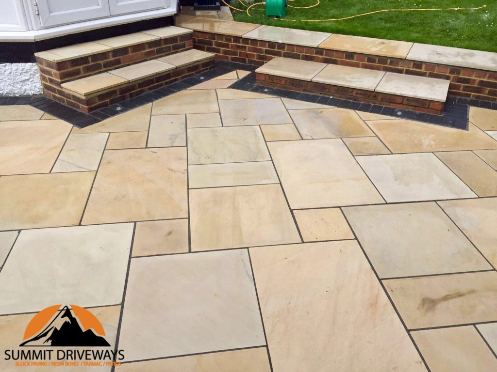 Patios in Rugby