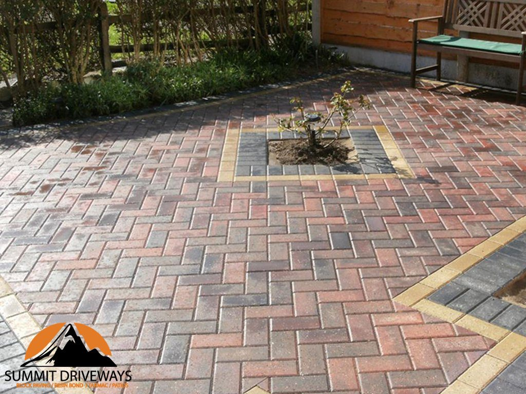 Patio Paving in Nuneaton