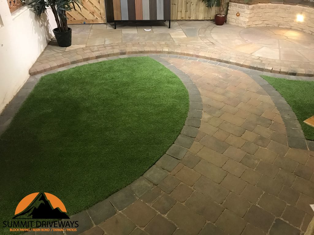 Patio Paving Rugby