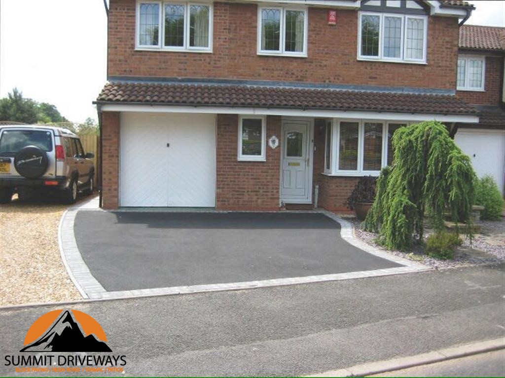 New Driveway in Rugby