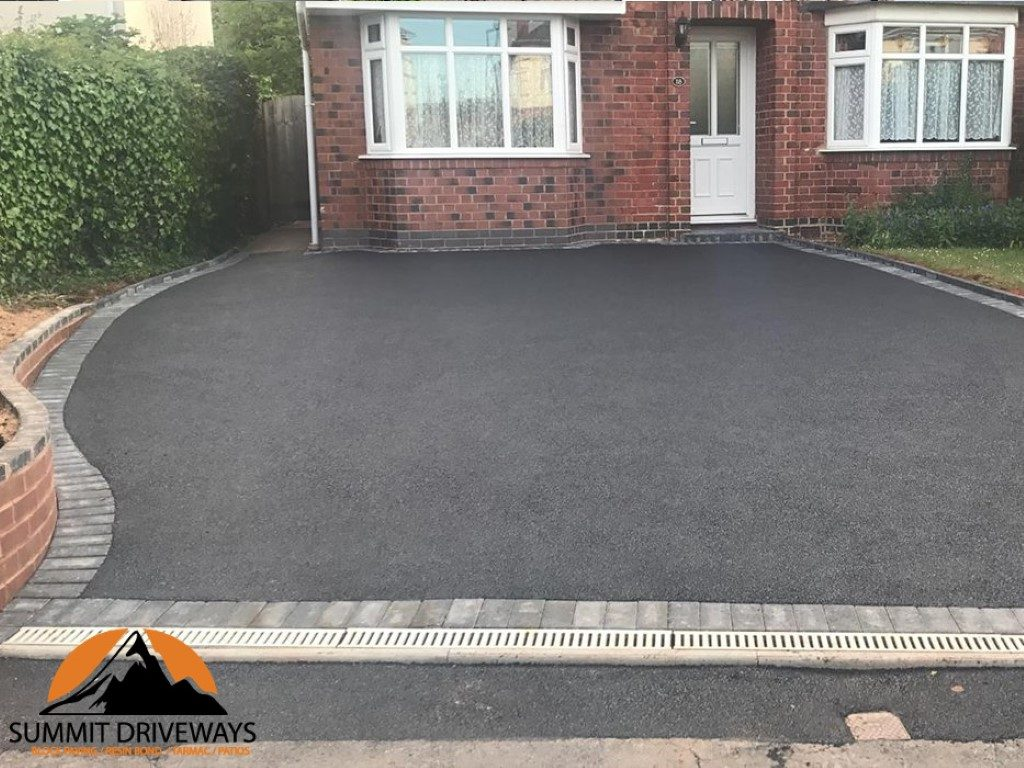 Tarmac With New Drainage in Rugby