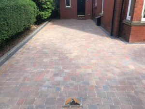 Tegula Paving in Bedworth