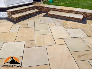 Patio Installations in Ansley Common