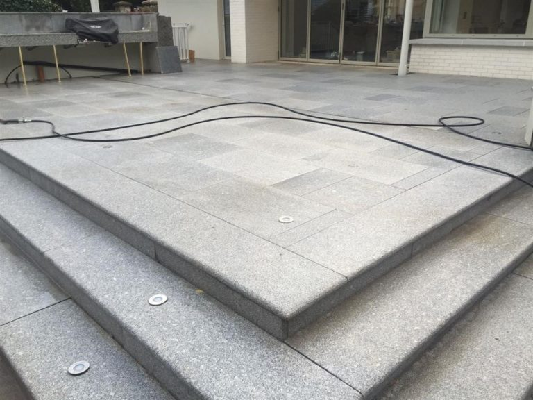 Custom Built Steps and Patterns