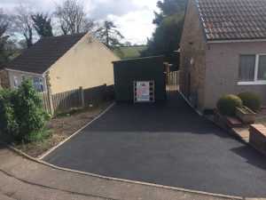 Tarmac Driveway with New Drainage System in Mancetter, Atherstone
