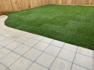 Patio and Lawn Installation in Rugby