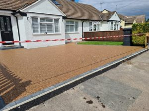 Resin Installation in Hinckley, UK