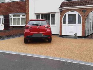 Resin Installation in Rugby